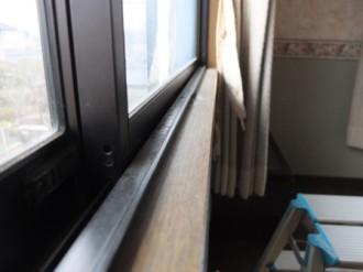 樹脂製内窓【二重窓】 施工前