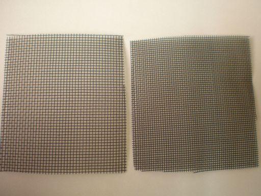 網の目比較